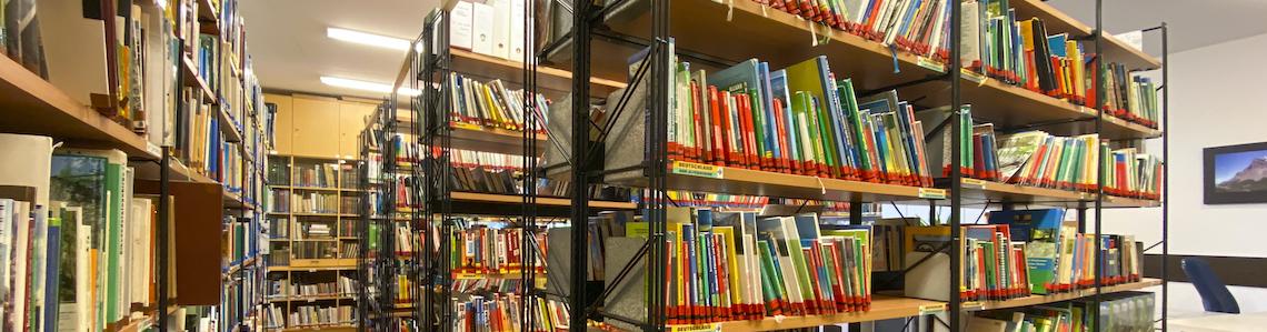 Die Bibliothek des SBB