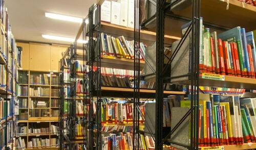 Foto zum Widget Bibliothek